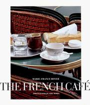 Cover of: The French café