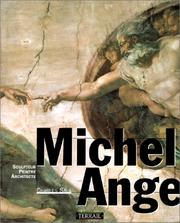 Cover of: Michel-Ange