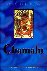 Cover of: Chamalu