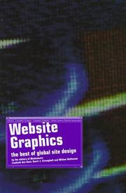 Cover of: Website graphics |