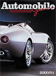 Cover of: Automobile Year 2000-2001 (Automobile Year/L