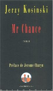 Cover of: Mr Chance