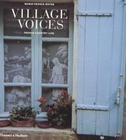 Cover of: Village voices