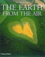 Cover of: The Earth from the Air