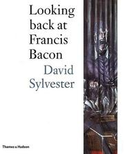 Cover of: Looking back at Francis Bacon
