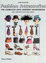 Cover of: Fashion accessories