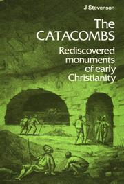 Cover of: The catacombs