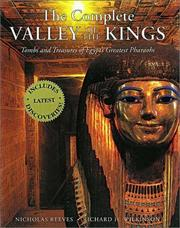 Cover of: The complete Valley of the Kings | C. N. Reeves
