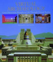 Cover of: Virtual Archaeology