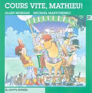 Cover of: Cours Vite, Mathieu