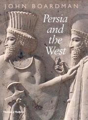 Cover of: Persia and the West