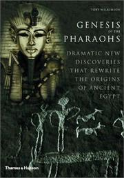 Cover of: Genesis of the pharaohs