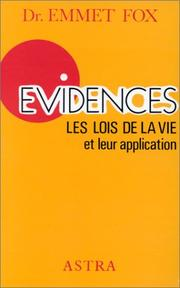Cover of: Evidences