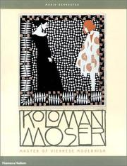 Cover of: Koloman Moser | Maria Rennhofer