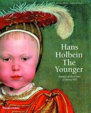 Cover of: Hans Holbein the Younger
