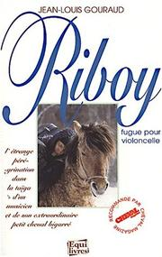 Cover of: Riboy