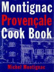 Cover of: Montignac Provencale Cookbook