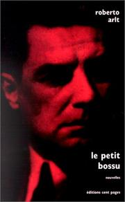 Cover of: Le petit bossu