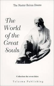 Cover of: The World of the Great Souls