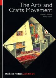 Cover of: The arts and crafts movement