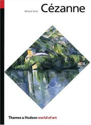 Cover of: Cézanne | Richard Verdi
