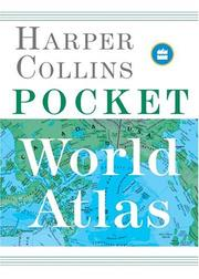 Cover of: HarperCollins Pocket World Atlas