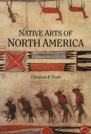 Cover of: Native arts of North America