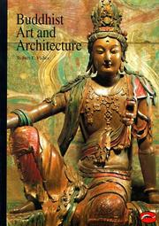 Cover of: Buddhist art and architecture | Fisher, Robert E.