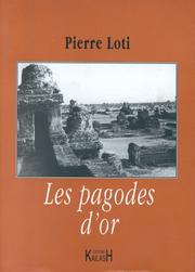 Cover of: Les pagodes d'or