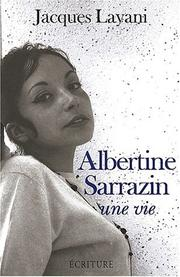 Cover of: Albertine Sarrazin