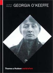 Cover of: Georgia O'Keeffe