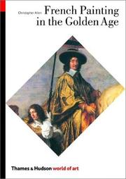 Cover of: French painting in the Golden Age