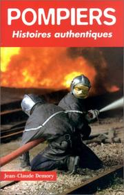 Cover of: Pompiers