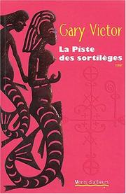 Cover of: La piste des sortilèges