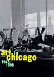 Cover of: Art in Chicago, 1945-1995 |
