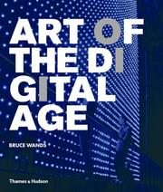 Cover of: Art of the Digital Age | Bruce Wands