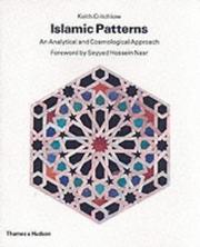 Cover of: Islamic patterns