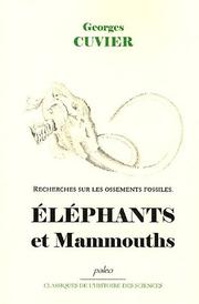 Cover of: Eléphants et mammouths