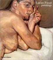Cover of: Lucian Freud paintings
