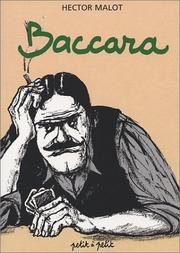 Cover of: Baccara