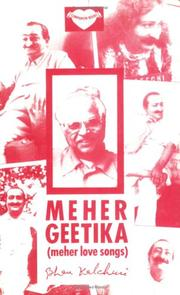 Cover of: Meher Geetika