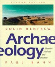 Cover of: Archaeology | Colin Renfrew