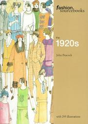Cover of: The 1920s