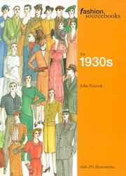 Cover of: The 1930s