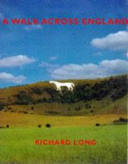 Cover of: A walk across England