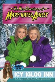 Cover of: New Adventures of Mary-Kate & Ashley #45: The Case of the Icy Igloo Inn  |
