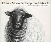 Cover of: Henry Moore's Sheep Sketchbook