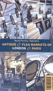 Cover of: Antique & flea markets of London and Paris | Rupert Thomas
