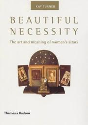 Cover of: Beautiful necessity