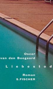Cover of: Liebestod